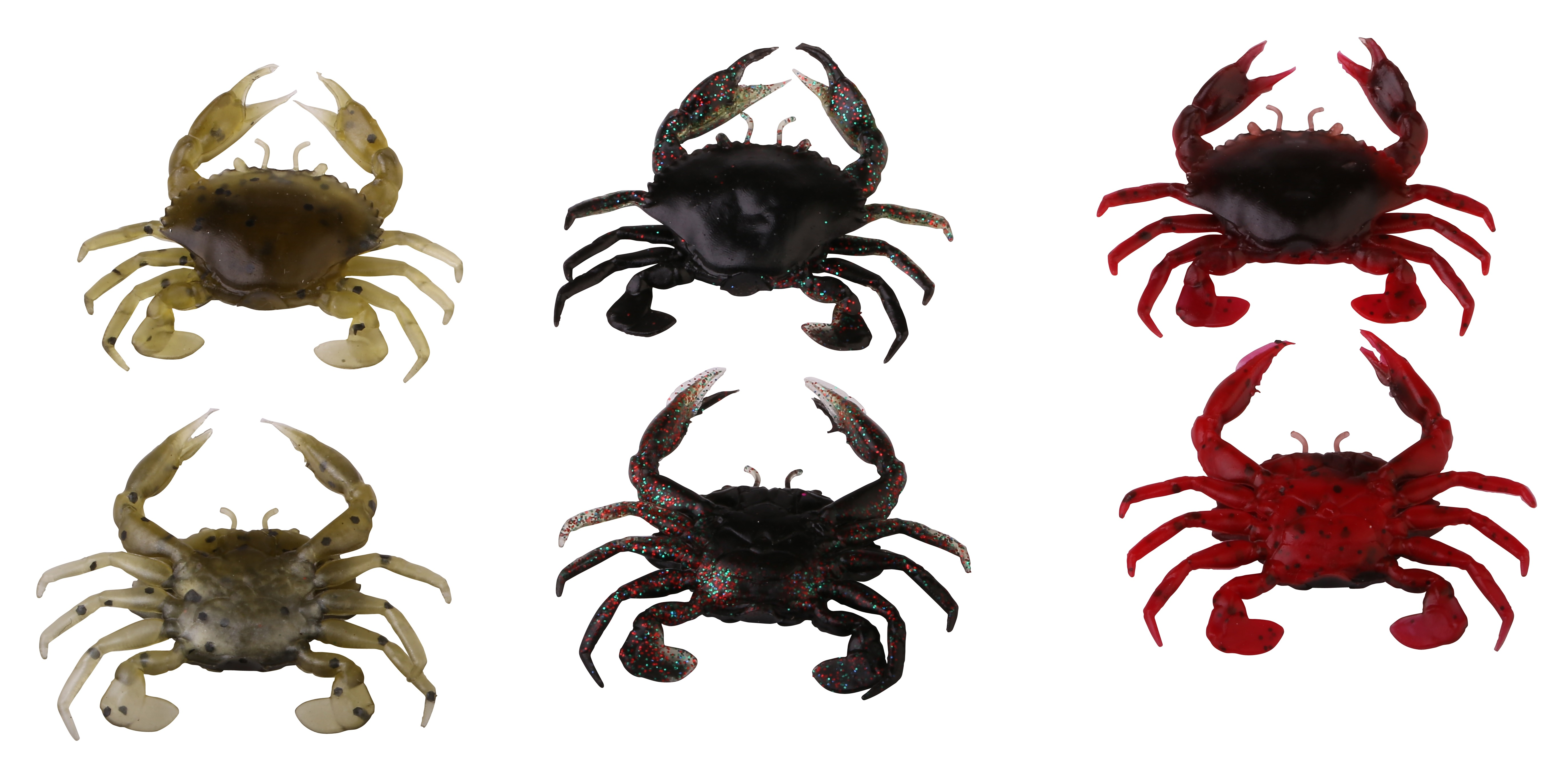 LB 3D Manic Crab