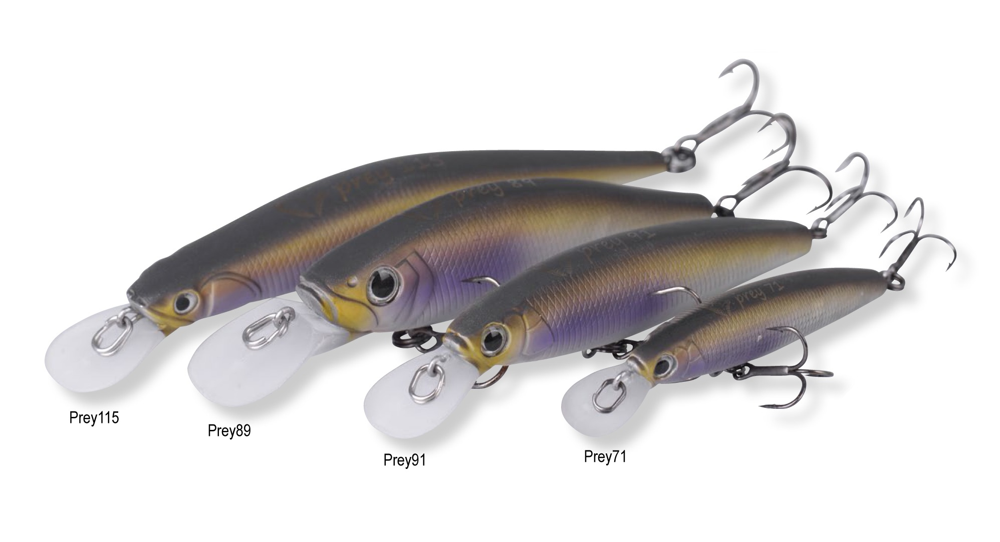 Savage gear prey slow sink series crankbait glasgow for Savage fishing gear