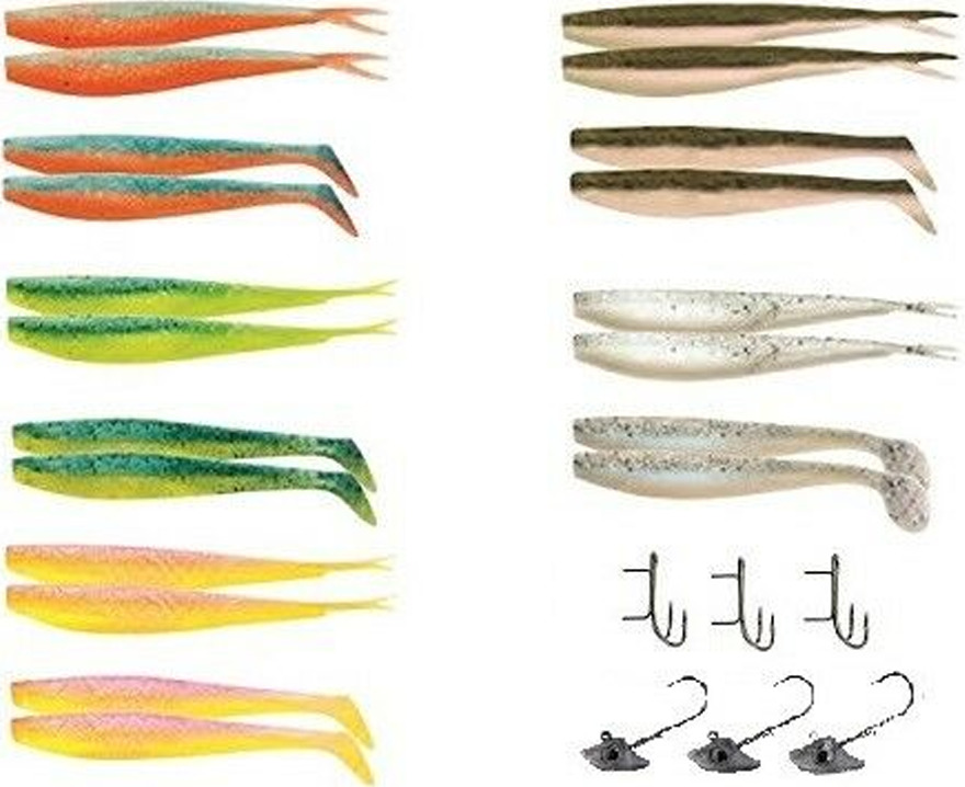 5111e3da SAVAGE GEAR DROP SHOT PERCH PIKE PRO PACK BOX LURES AND HOOKS CRAZY PRICE  Baits, Lures ...