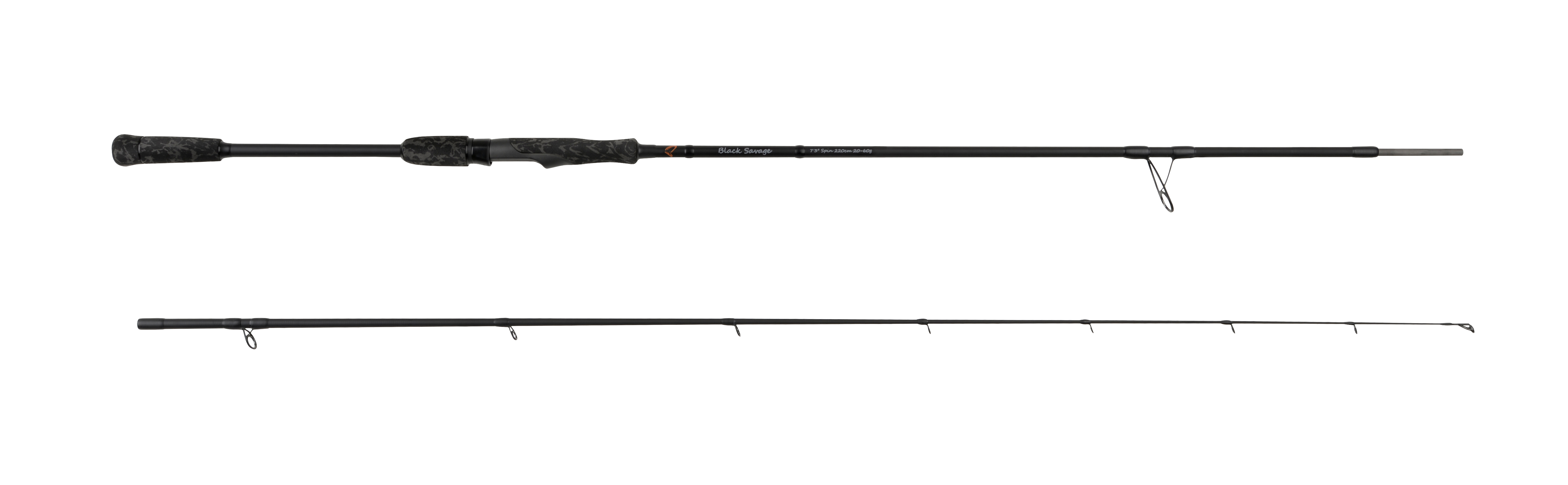 Savage gear black savage trigger rod series glasgow for Savage fishing gear