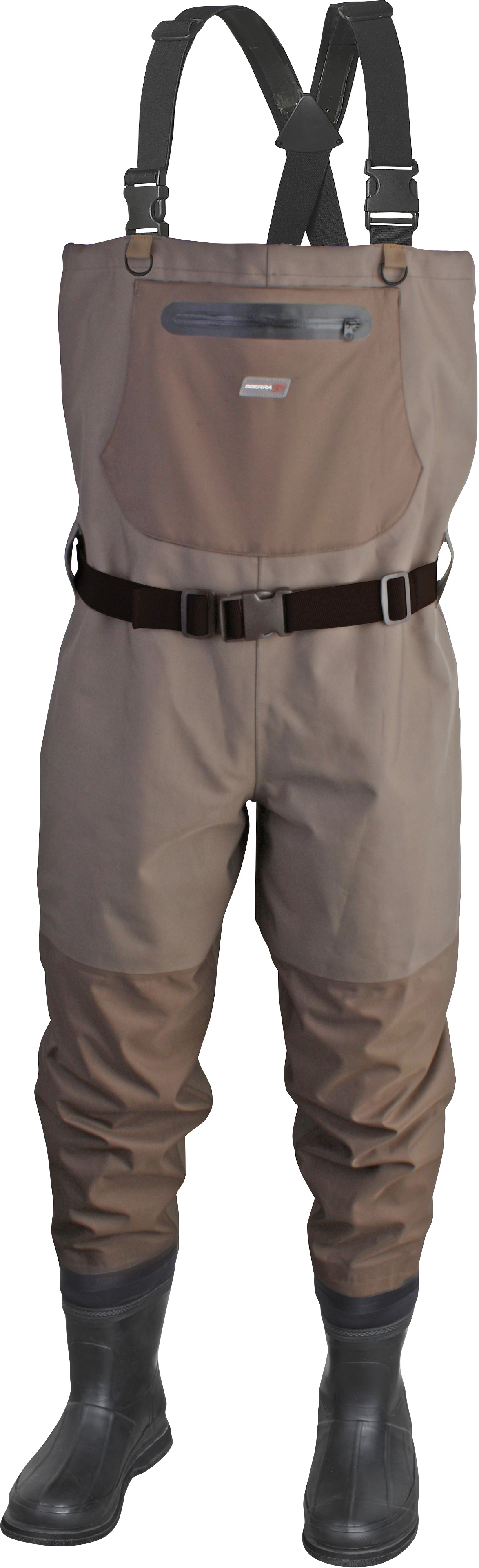 Scierra cc3 xp boot foot chest wader glasgow angling centre for Fishing waders with boots