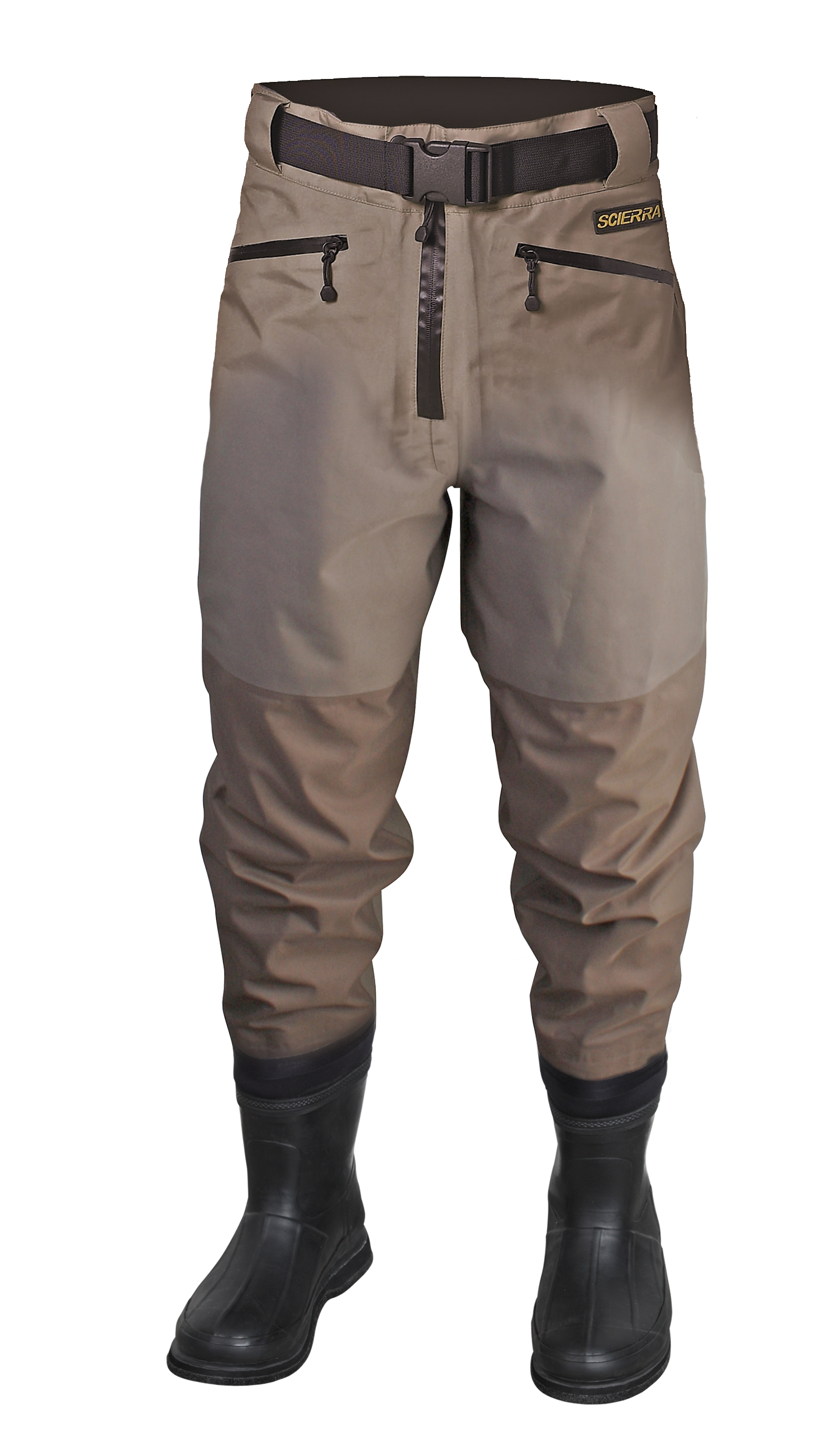 Scierra cc3 xp waist wader boot foot glasgow angling centre for Best fly fishing waders