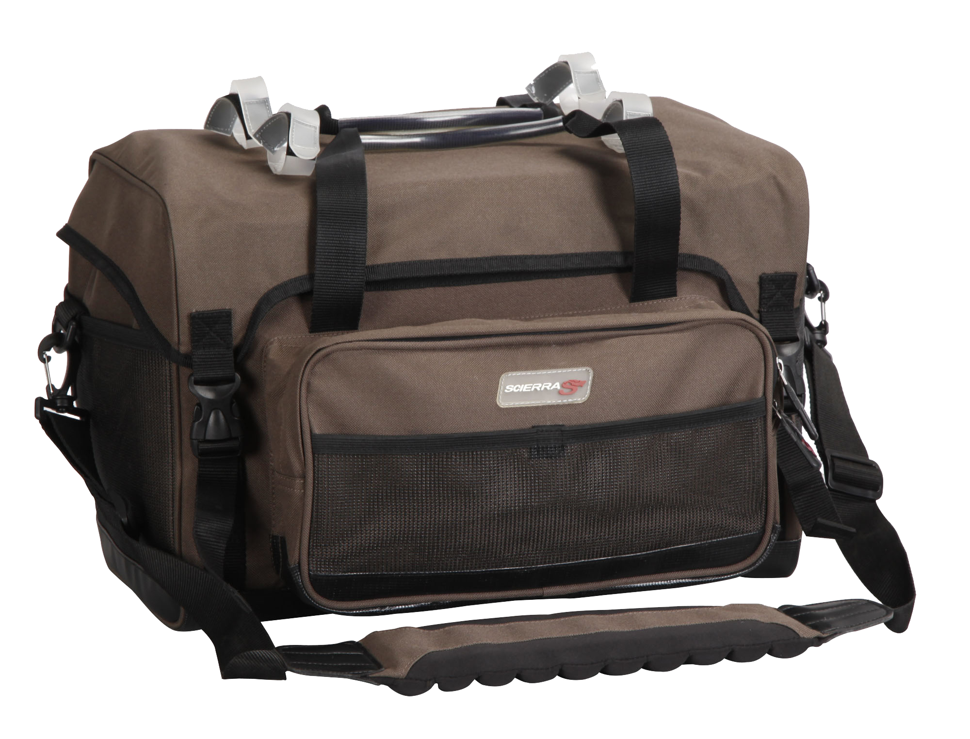 Scierra kenai boat and bank bags glasgow angling centre for Fly fishing luggage