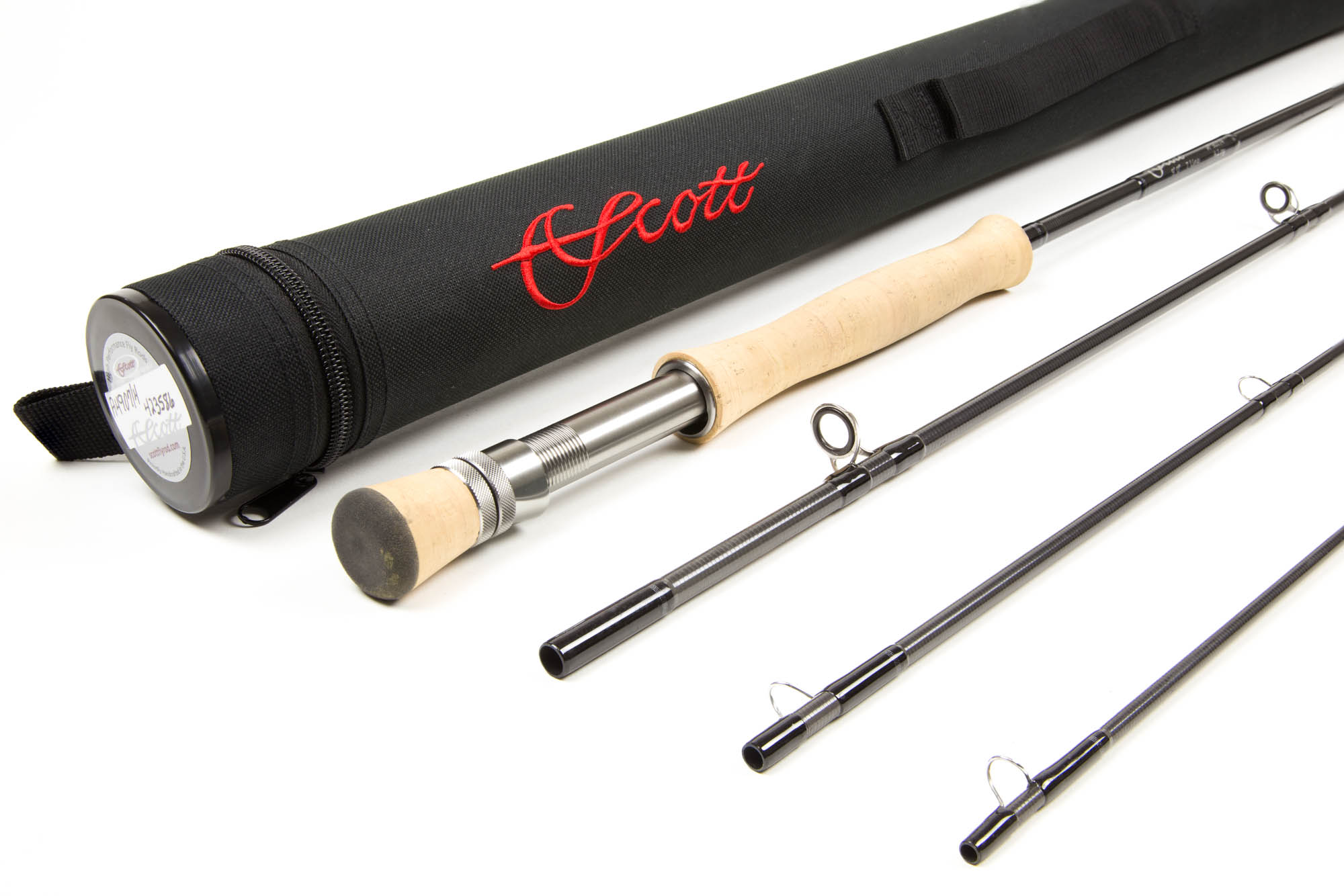 Scott a4 fly rods glasgow angling centre for Fishing rod clearance