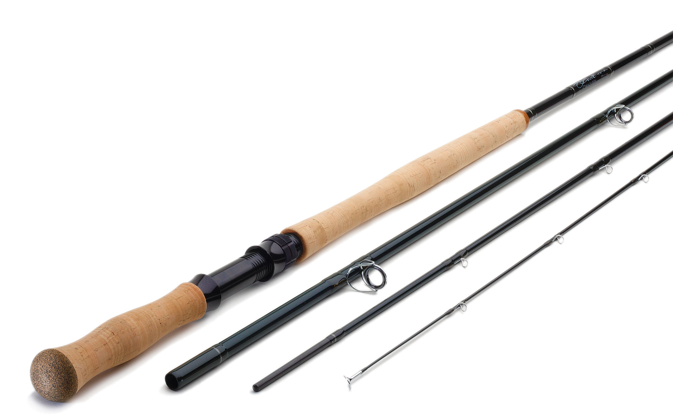 Scott t2h double handed fly rods glasgow angling centre for Fly fishing with spinning rod