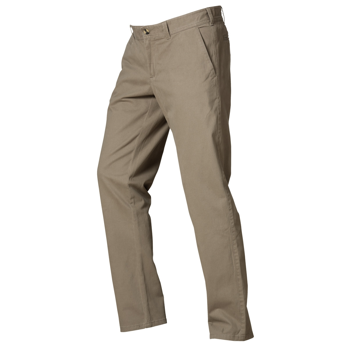 Trousers are usually what men's pants are referred to, while slacks is a term usually used for women's pants. Both terms are most commonly used nowadays if referring to a semi-formal to formal type of pants worn in the office or for special occasions.