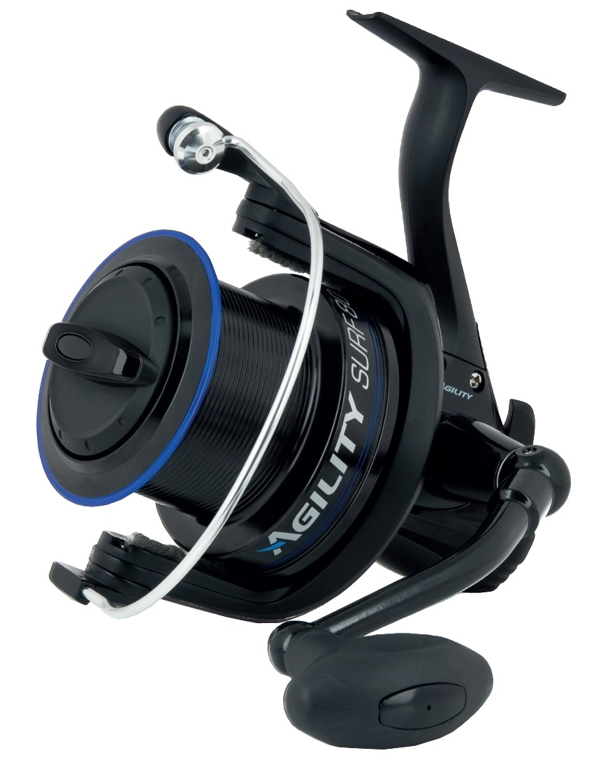 Shakespeare agility surf reel glasgow angling centre for Shakespeare fishing reels