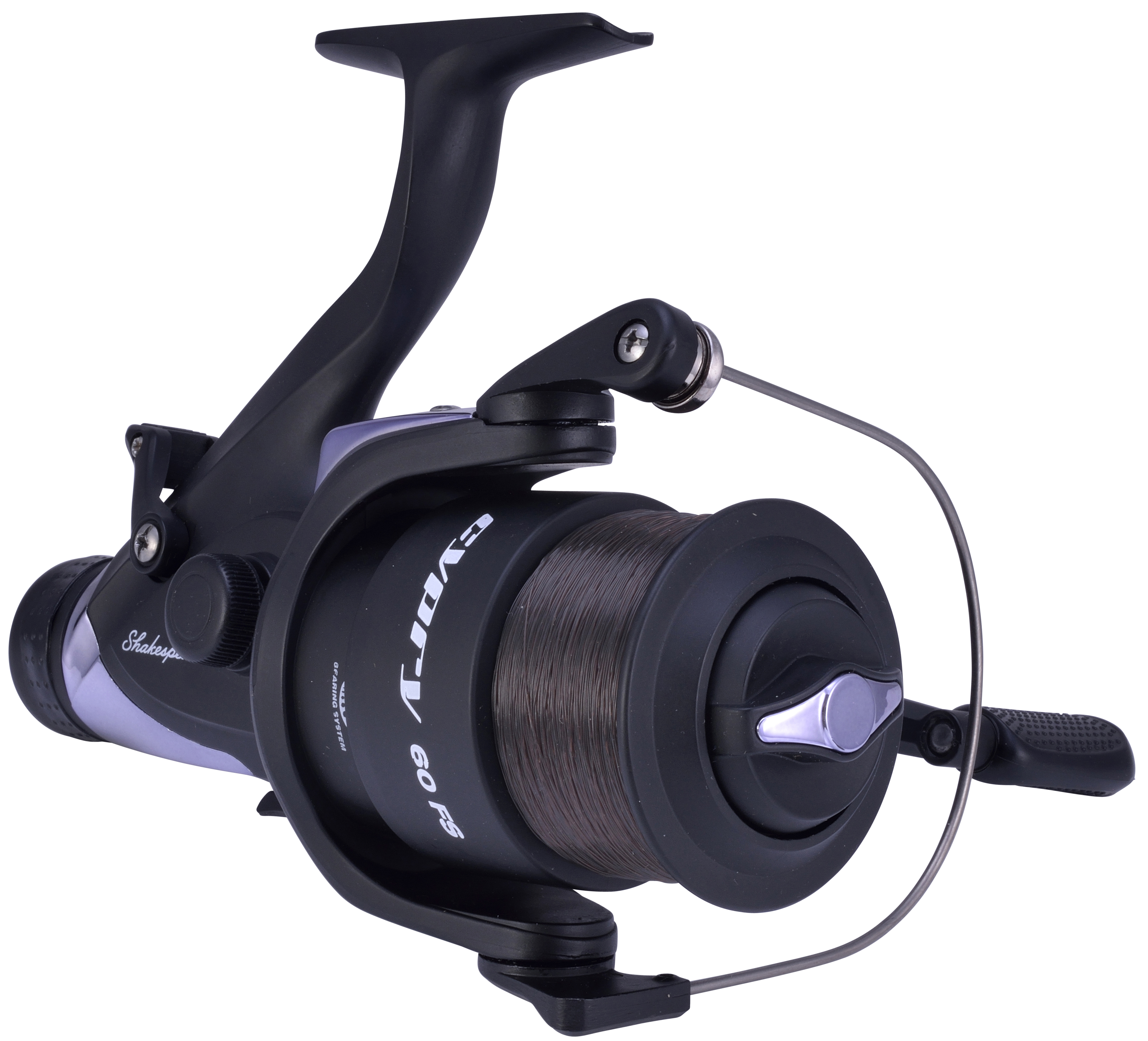 Shakespeare cypry carp reels glasgow angling centre for Carp fishing reels