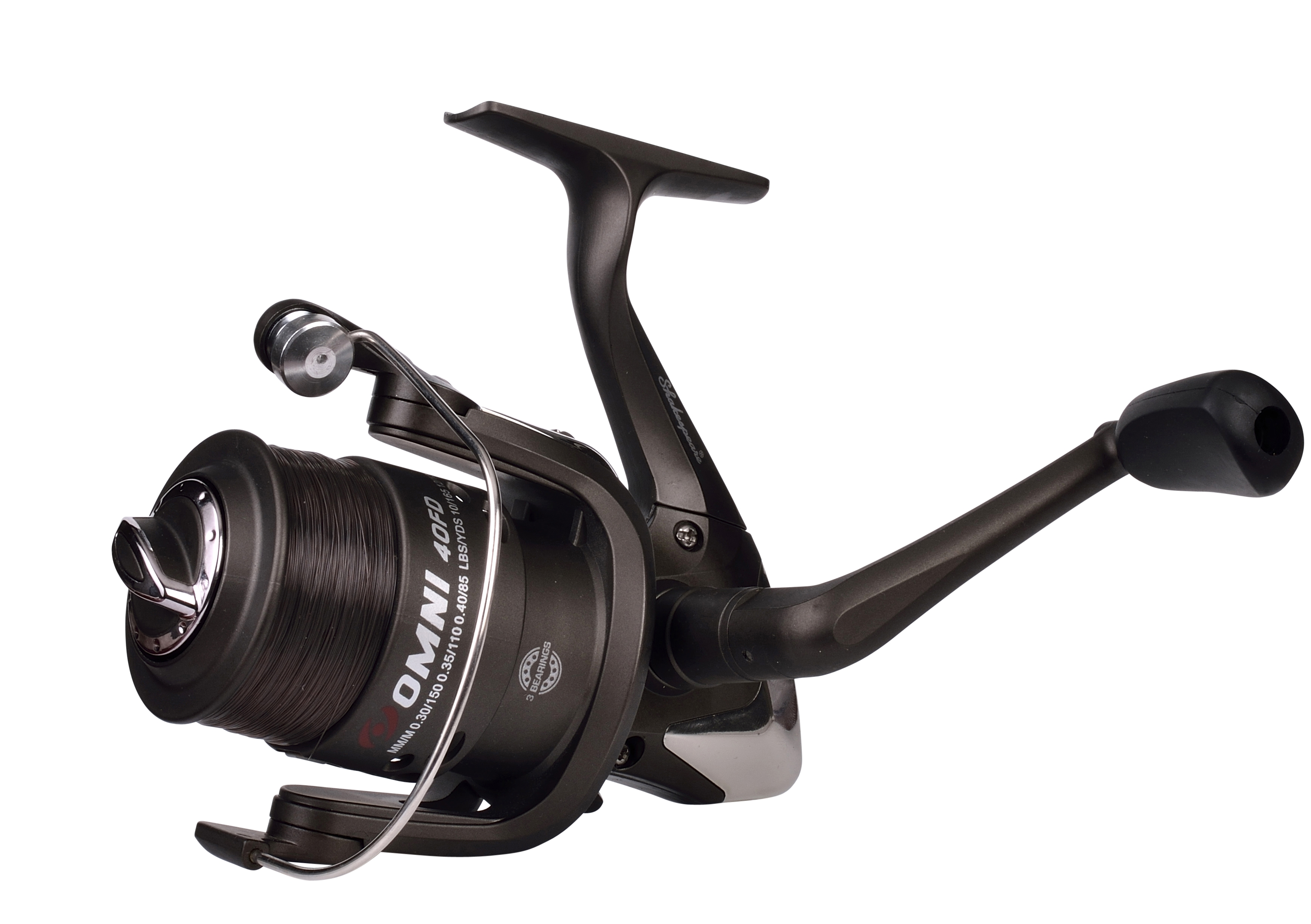 Shakespeare omni fd reel glasgow angling centre for Shakespeare fishing reels