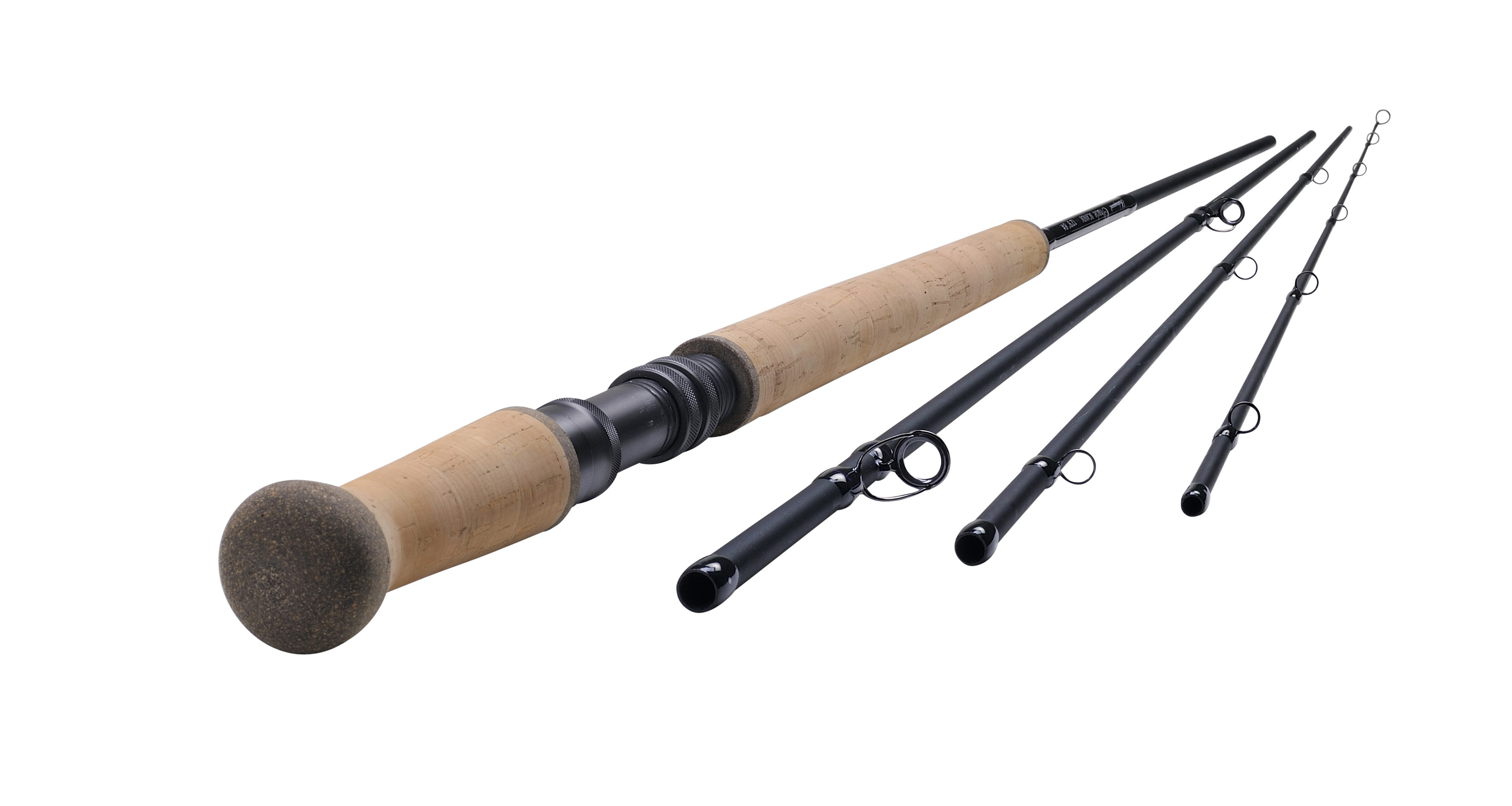 Shakespeare oracle scandi salmon rods glasgow angling centre for Shakespeare fishing rod
