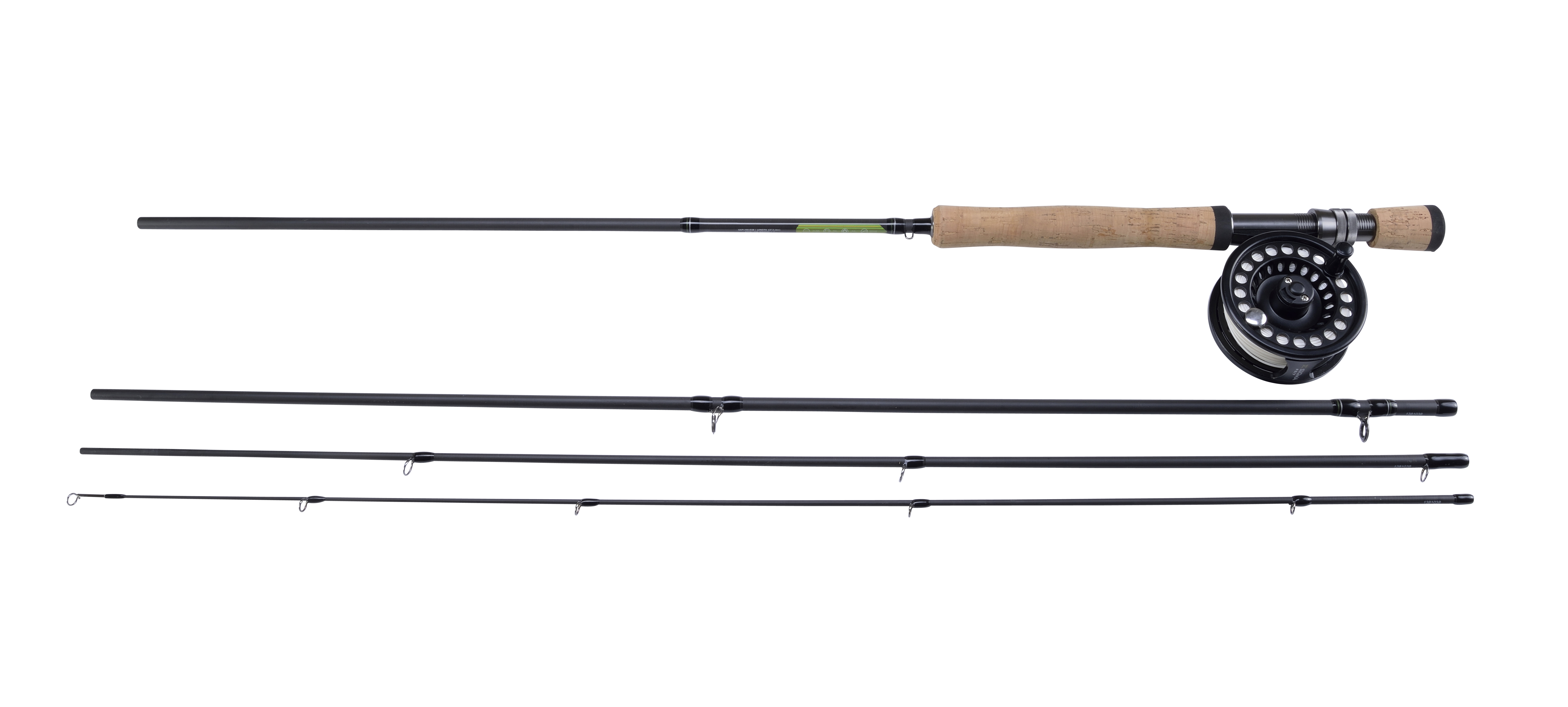 Shakespeare sigma fly combos glasgow angling centre for Fly fishing combo kit