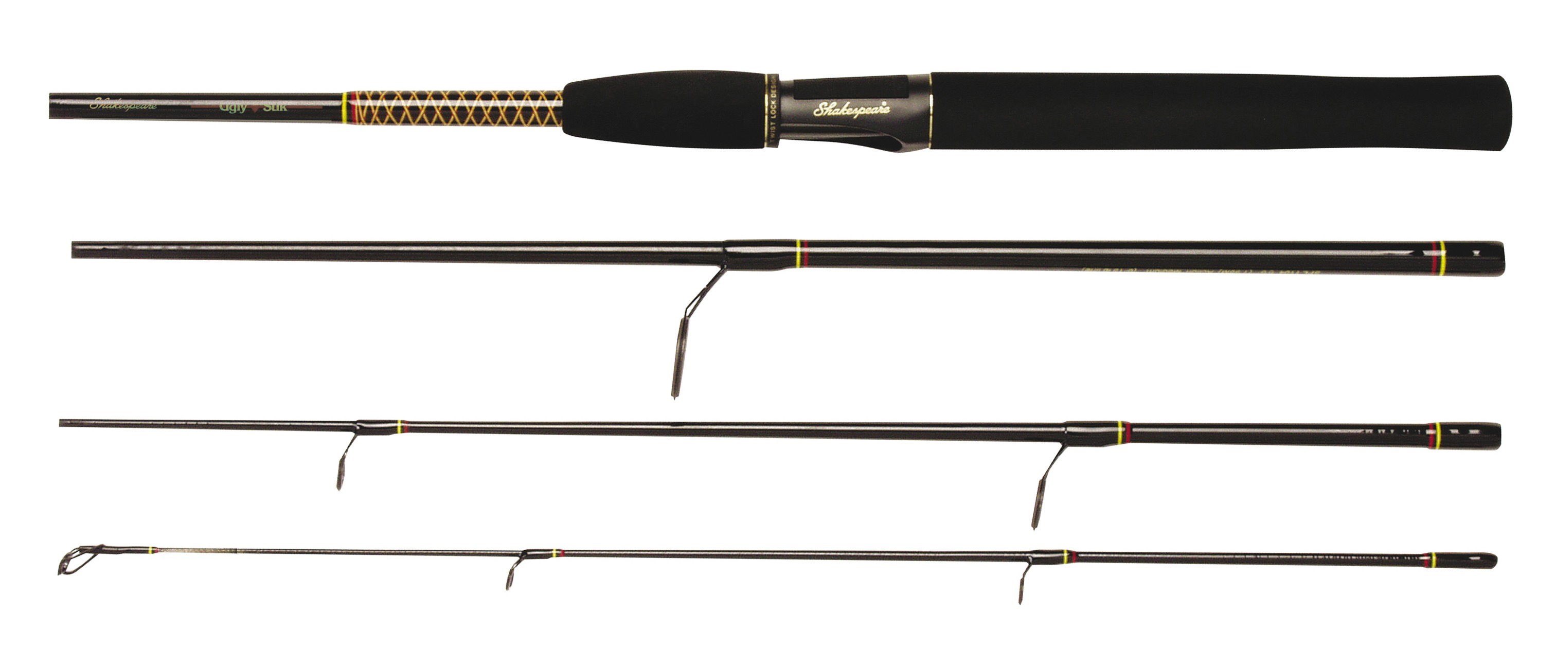 Shakespeare ugly stik lite spinning rods glasgow angling for Ugly stik fishing rod