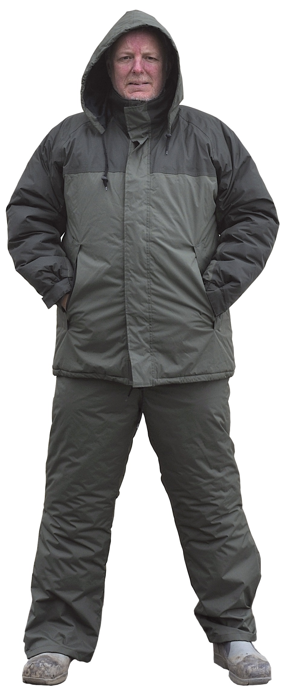 Shakespeare 2pc Winter Thermal Suit Glasgow Angling Centre