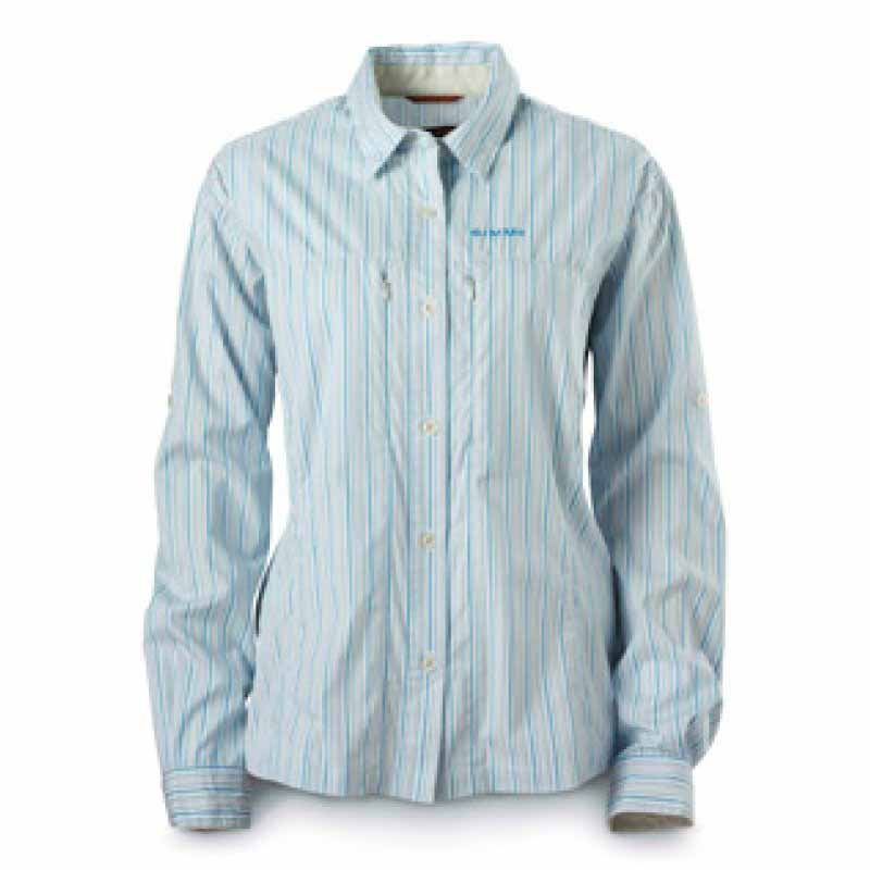 Simms womens tributary shirt glasgow angling centre for Simms fishing shirts