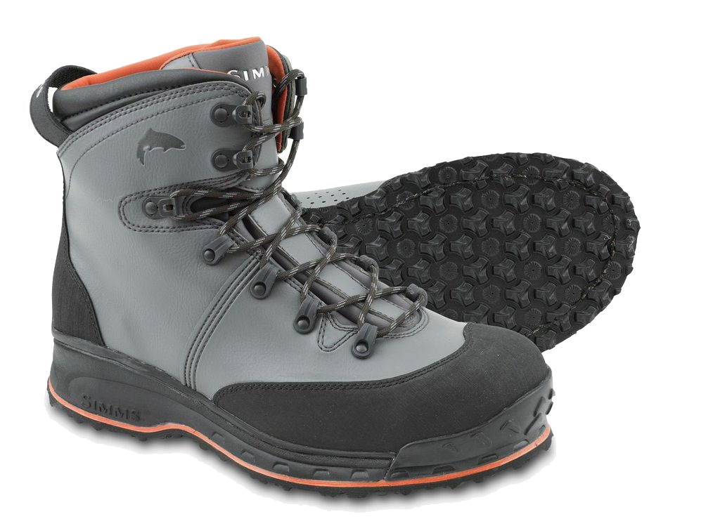 Simms 2015 freestone vibram sole wading boots glasgow for Simms fishing shoes