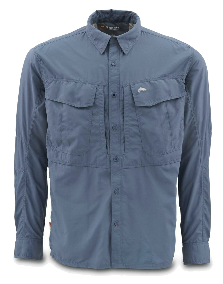 Simms 2015 guide shirt glasgow angling centre for Simms fishing shirts