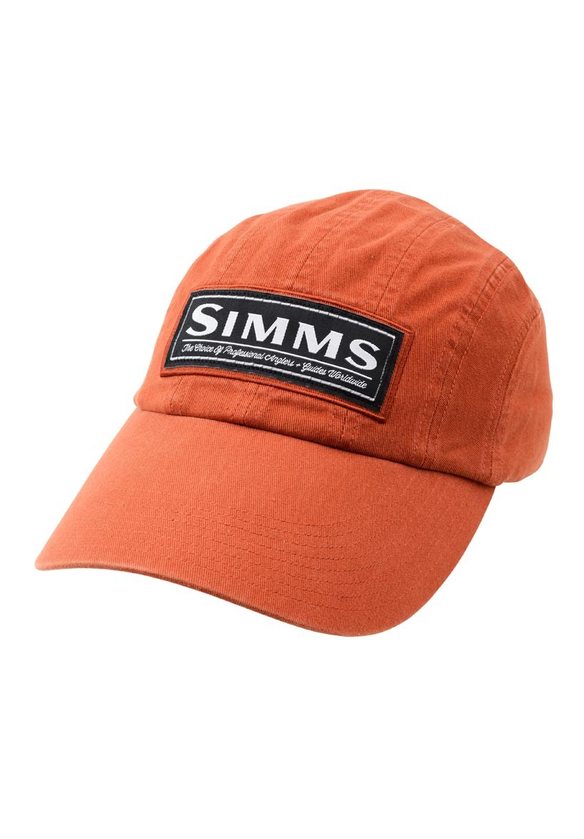 Simms double haul cap glasgow angling centre for Simms fishing hat