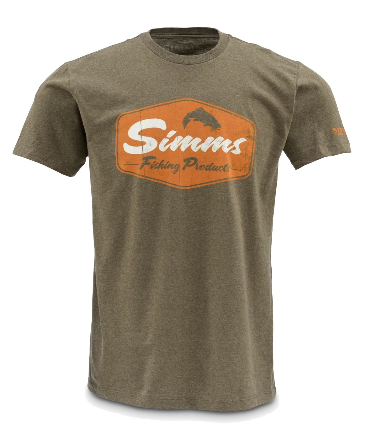 Simms fishing products t shirts glasgow angling centre for Simms fishing shirts