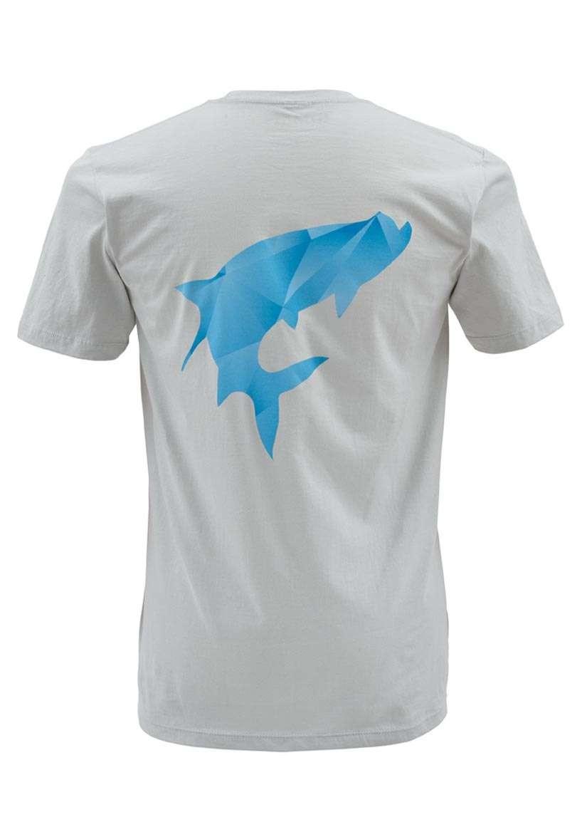 Simms fractal tarpon ss t shirt glasgow angling centre for Simms fishing shirts