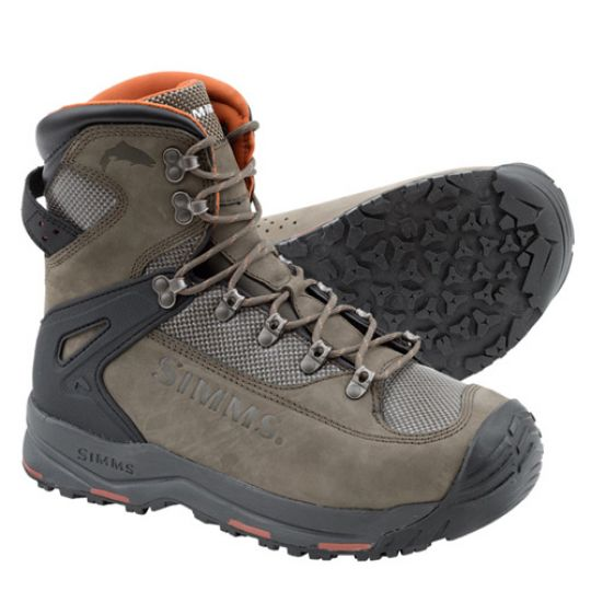 Simms g3 guide boots dark elkhorn glasgow angling centre for Simms fishing shoes