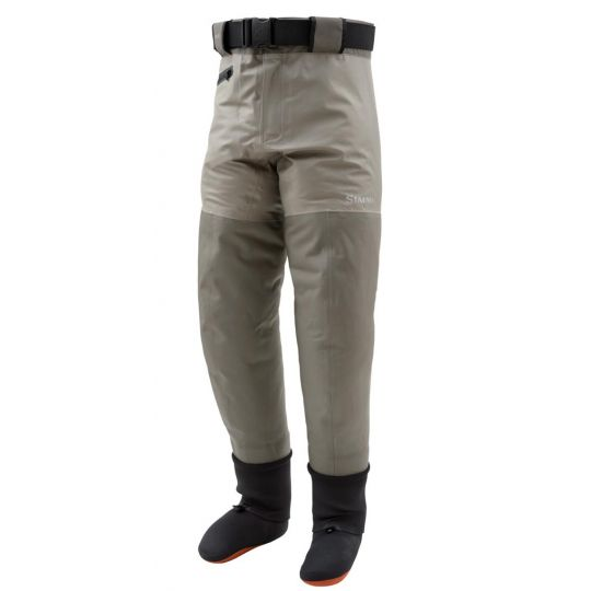 Simms g3 guide waist waders greystone glasgow angling centre for Best fly fishing waders