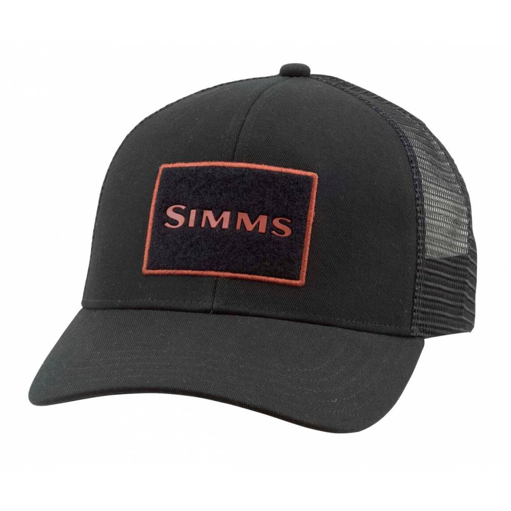 Simms high crown trucker glasgow angling centre for High hat fish