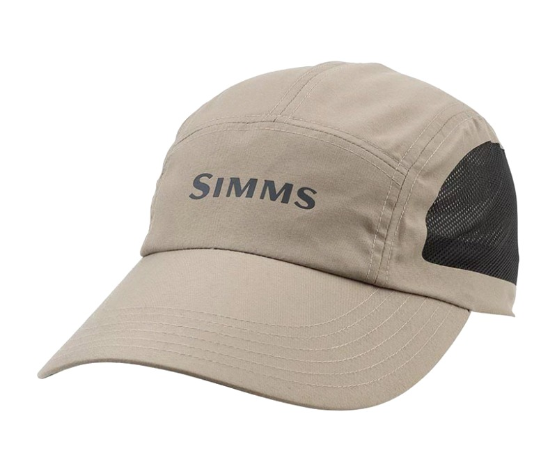 Simms microfiber long bill cap glasgow angling centre for Simms fishing hat