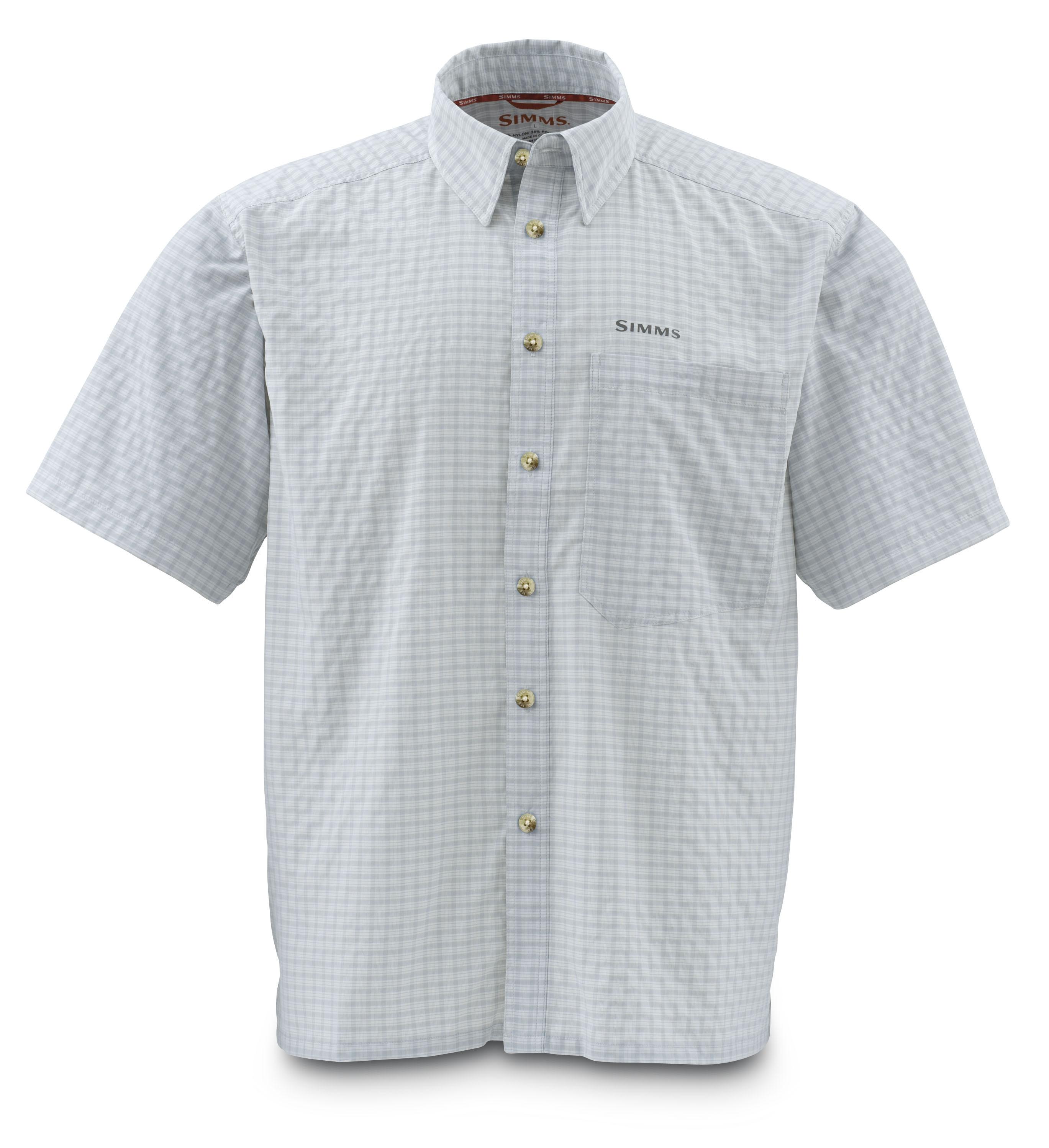 Simms morada shirt glasgow angling centre for Simms fishing shirts