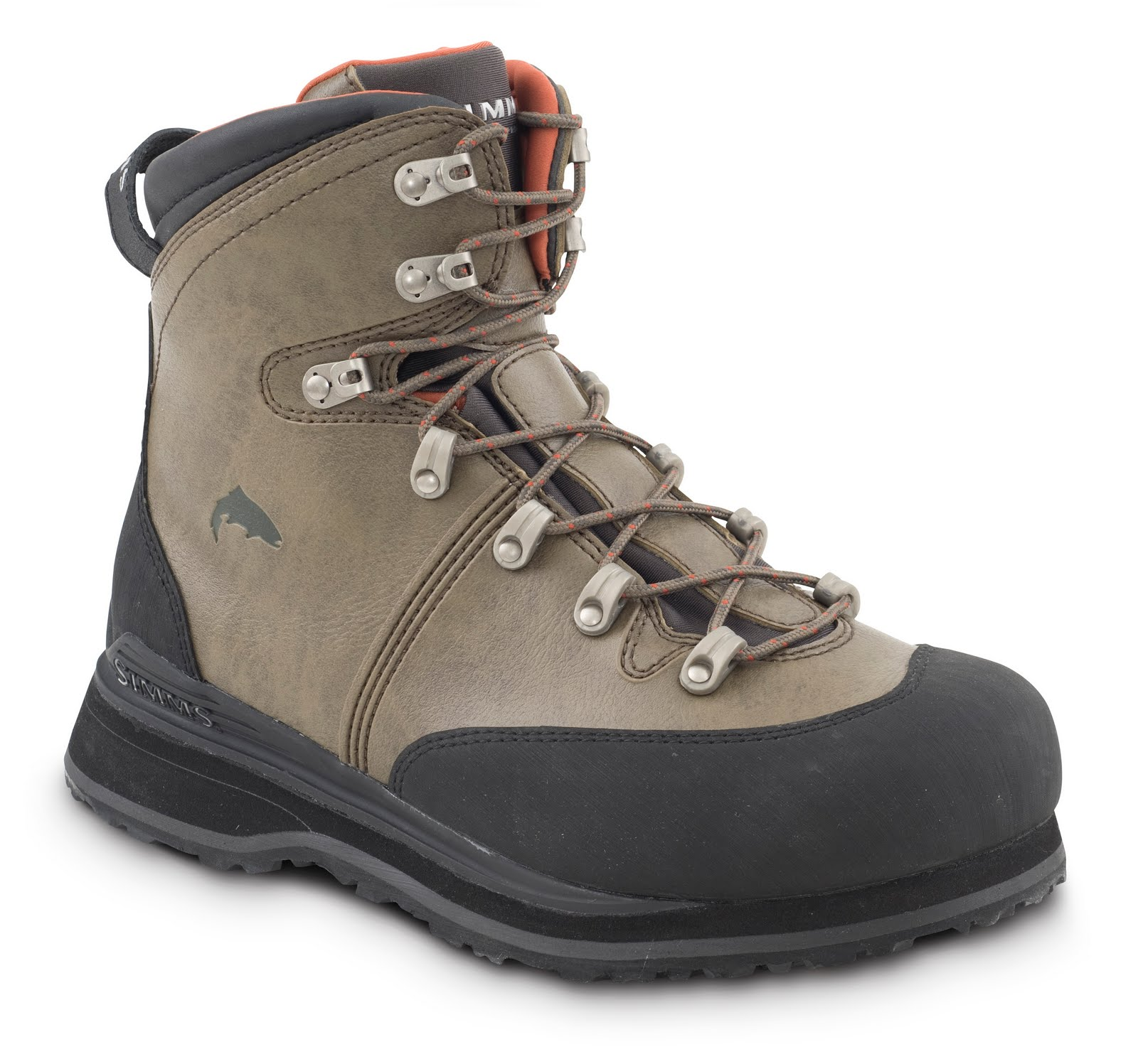 Simms freestone wading boots glasgow angling centre for Simms fishing shoes