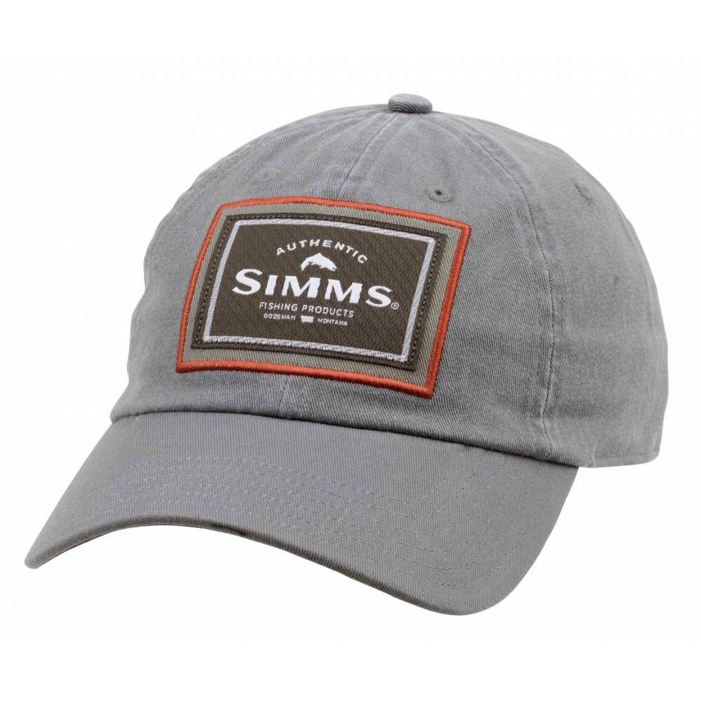 Simms single haul cap glasgow angling centre for Simms fishing hat