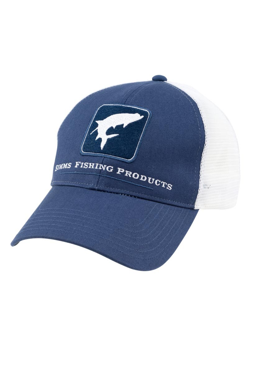 Simms tarpon trucker caps glasgow angling centre for Simms fishing hat
