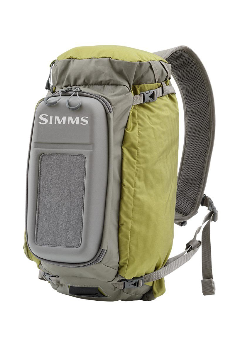 Simms waypoints sling pack large glasgow angling centre for Fishing sling pack