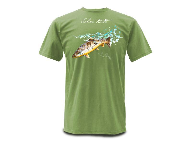 Simms weiergang trout ss t shirt glasgow angling centre for Simms fishing shirts