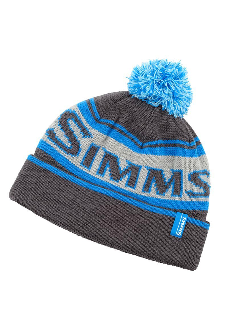Simms wildcard knit hat glasgow angling centre for Simms fishing hat