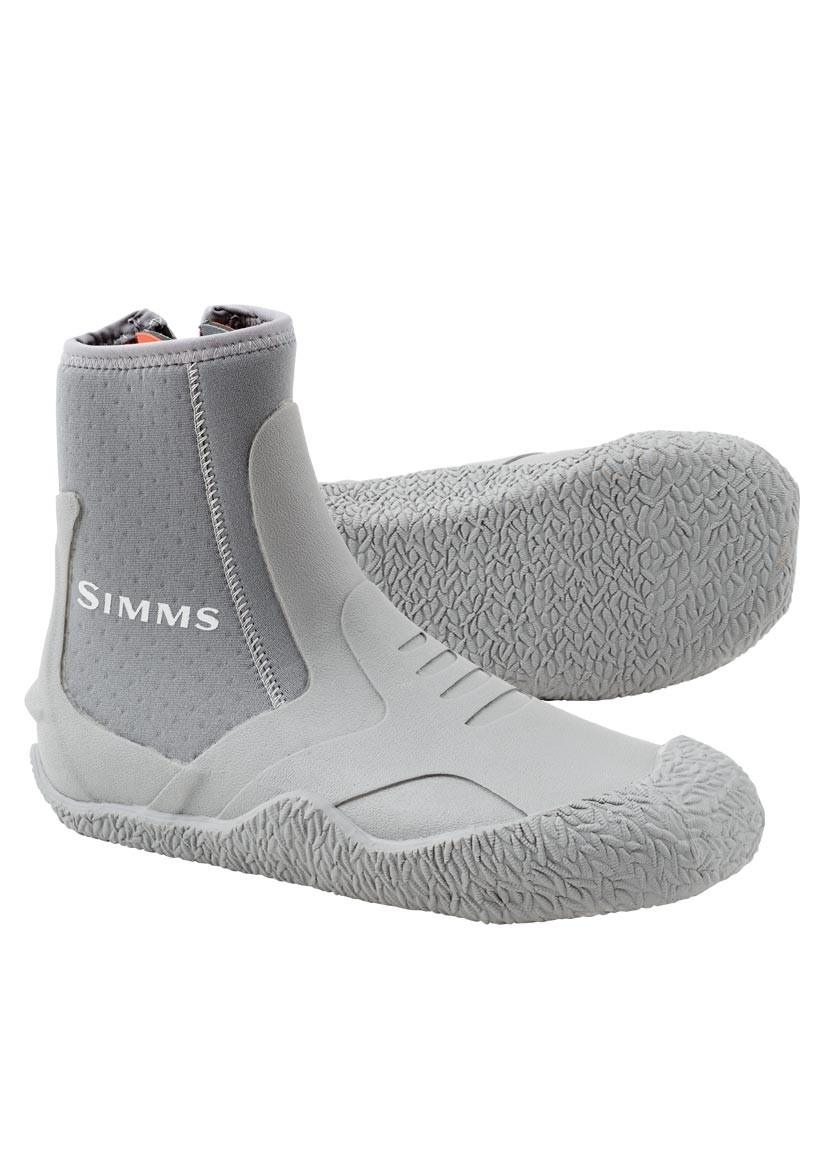 Simms zipit bootie ii wet wading boot glasgow angling centre for Simms fishing shoes