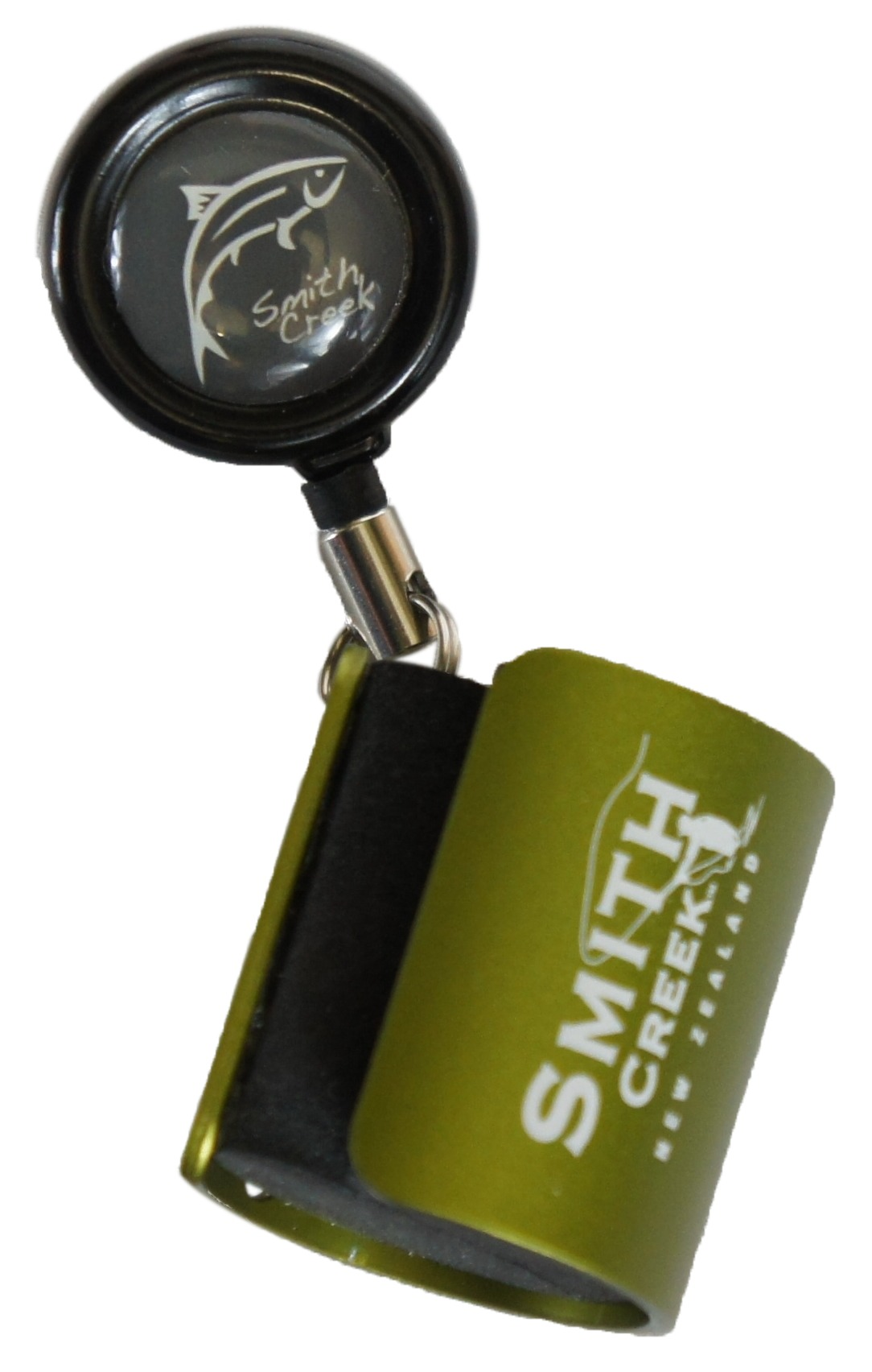 Smith creek wearable rod clip glasgow angling centre for Fishing rod clips