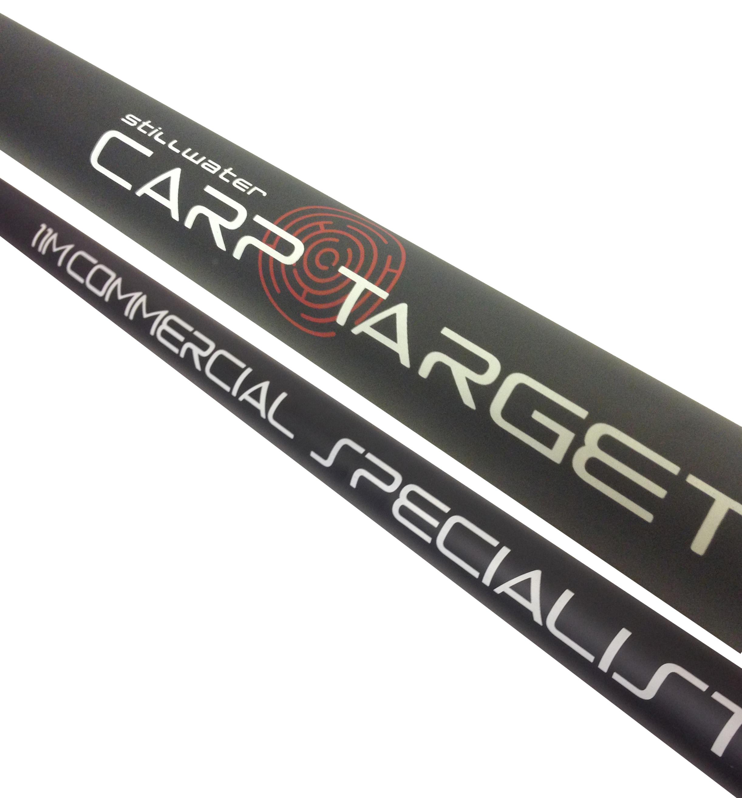 Stillwater carp target promo pole top 3 kit glasgow for Target fishing pole