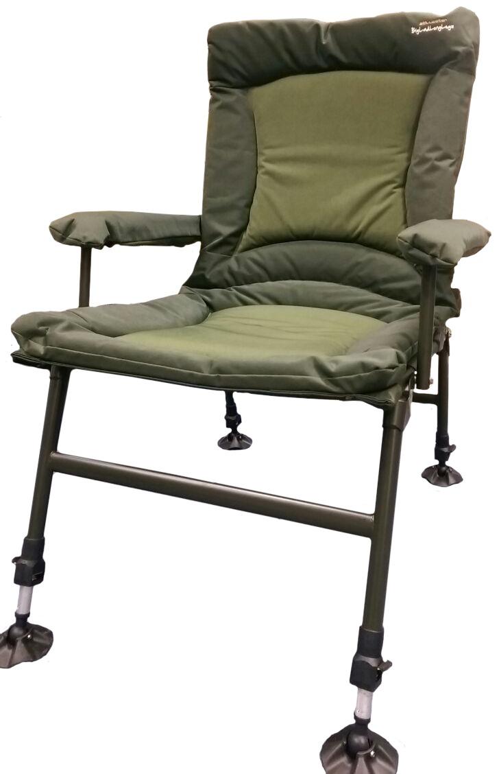 Stillwater Big Lad Ll Long Leg Chair Glasgow Angling Centre