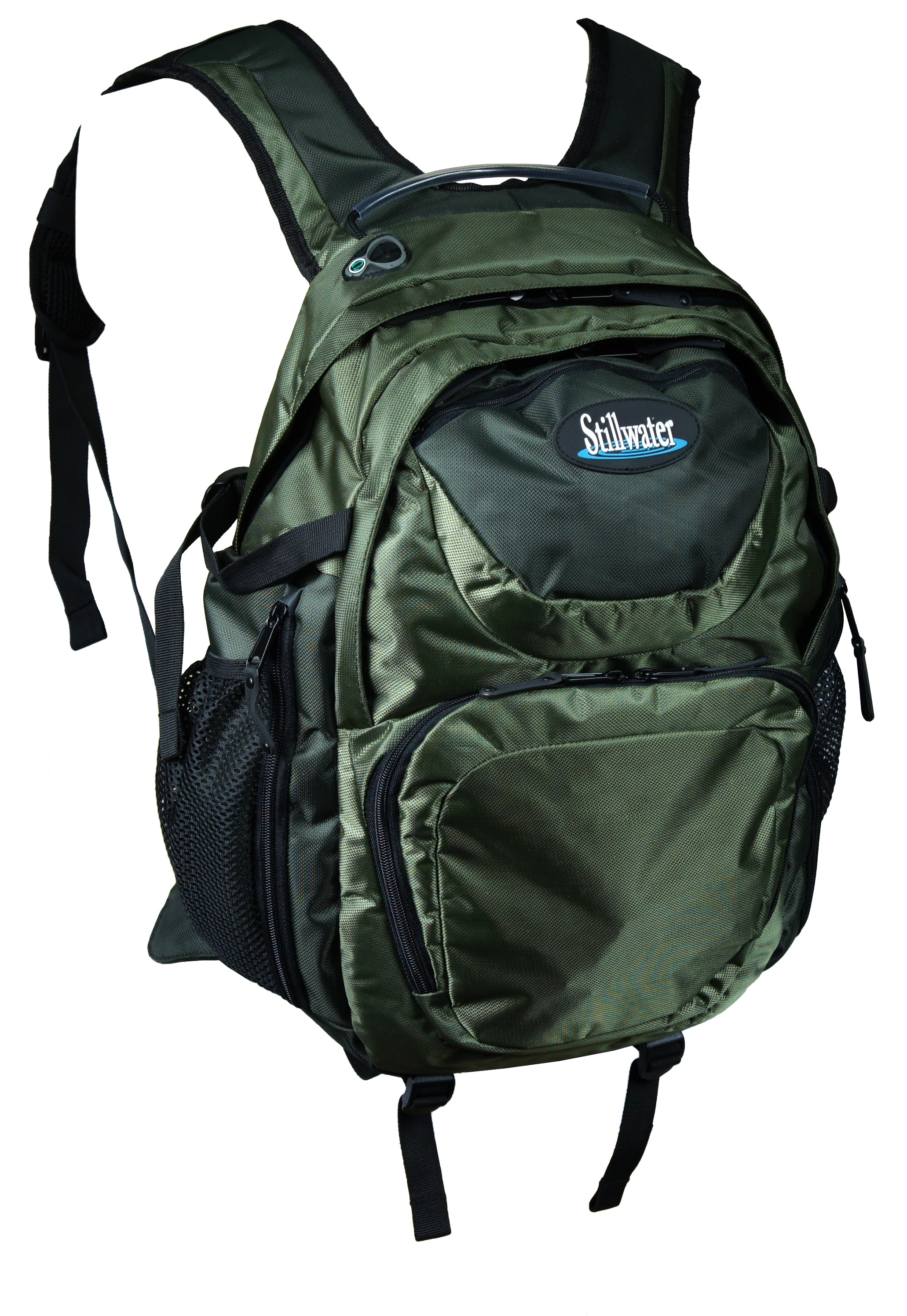 Stillwater carron rucksack chest pack glasgow angling centre for Fishing chest pack