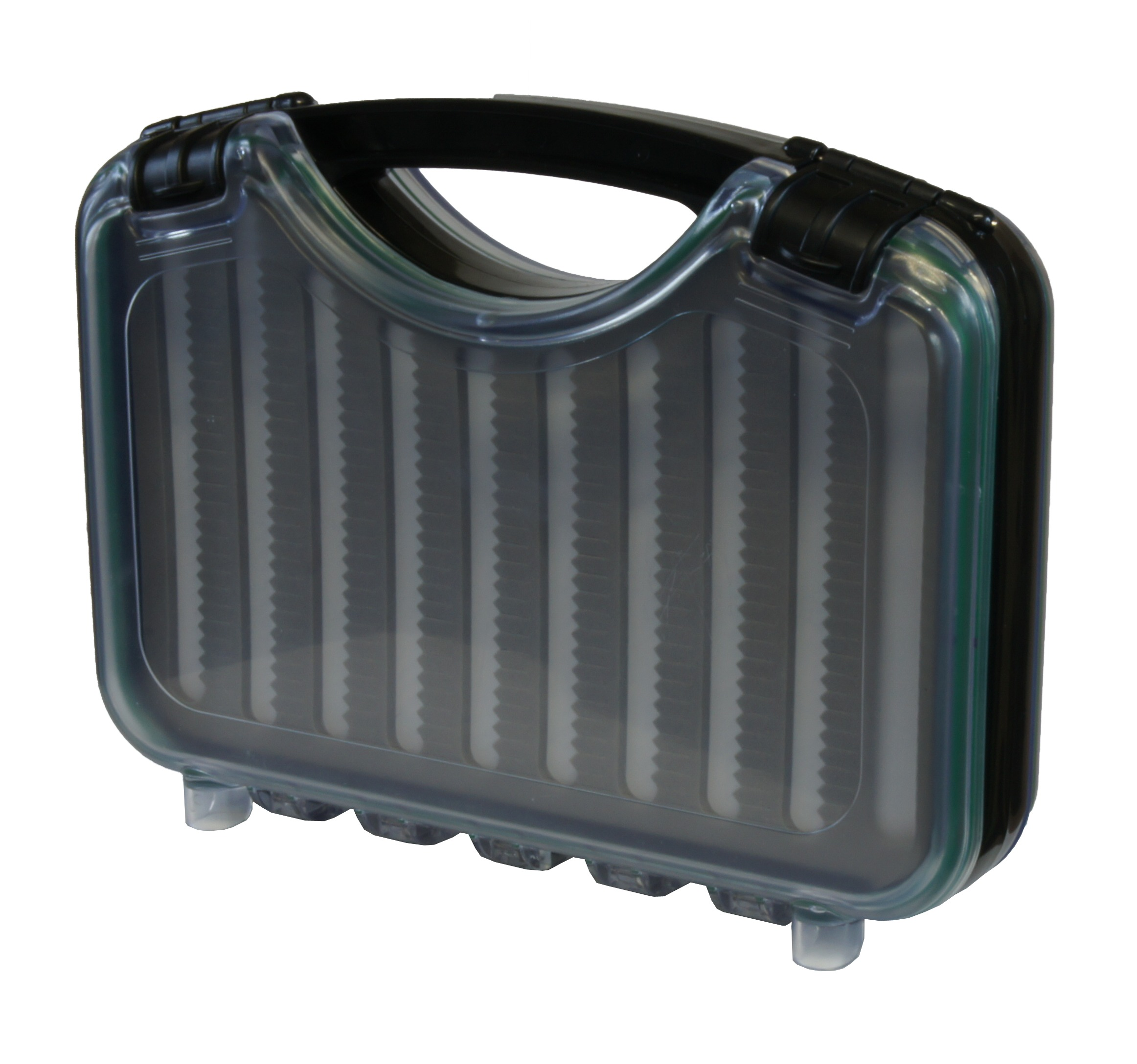 Stillwater clearview storafly fly box glasgow angling centre for Fly fishing box