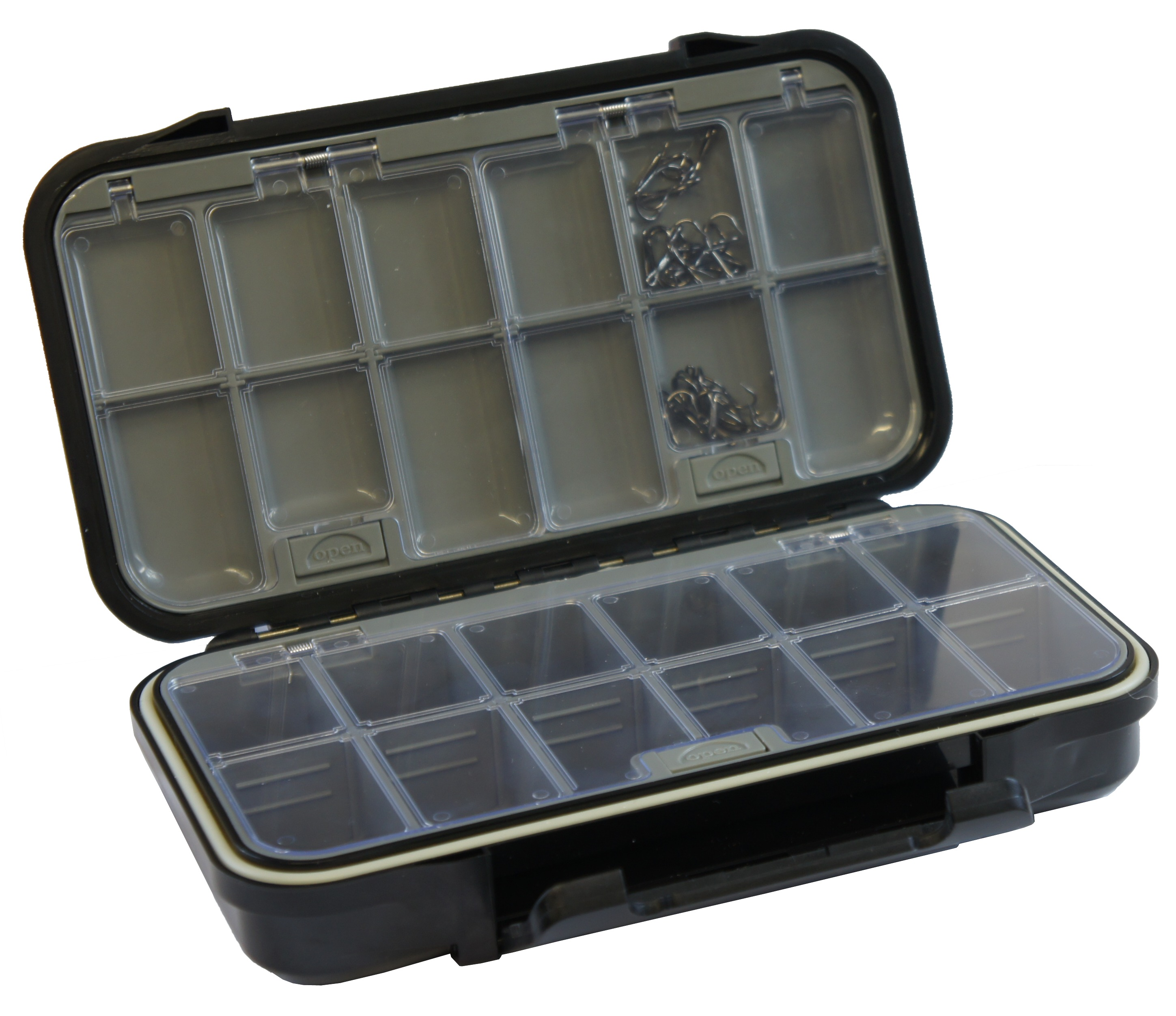 Stillwater sfx compartment fly box glasgow angling centre for Fly fishing box