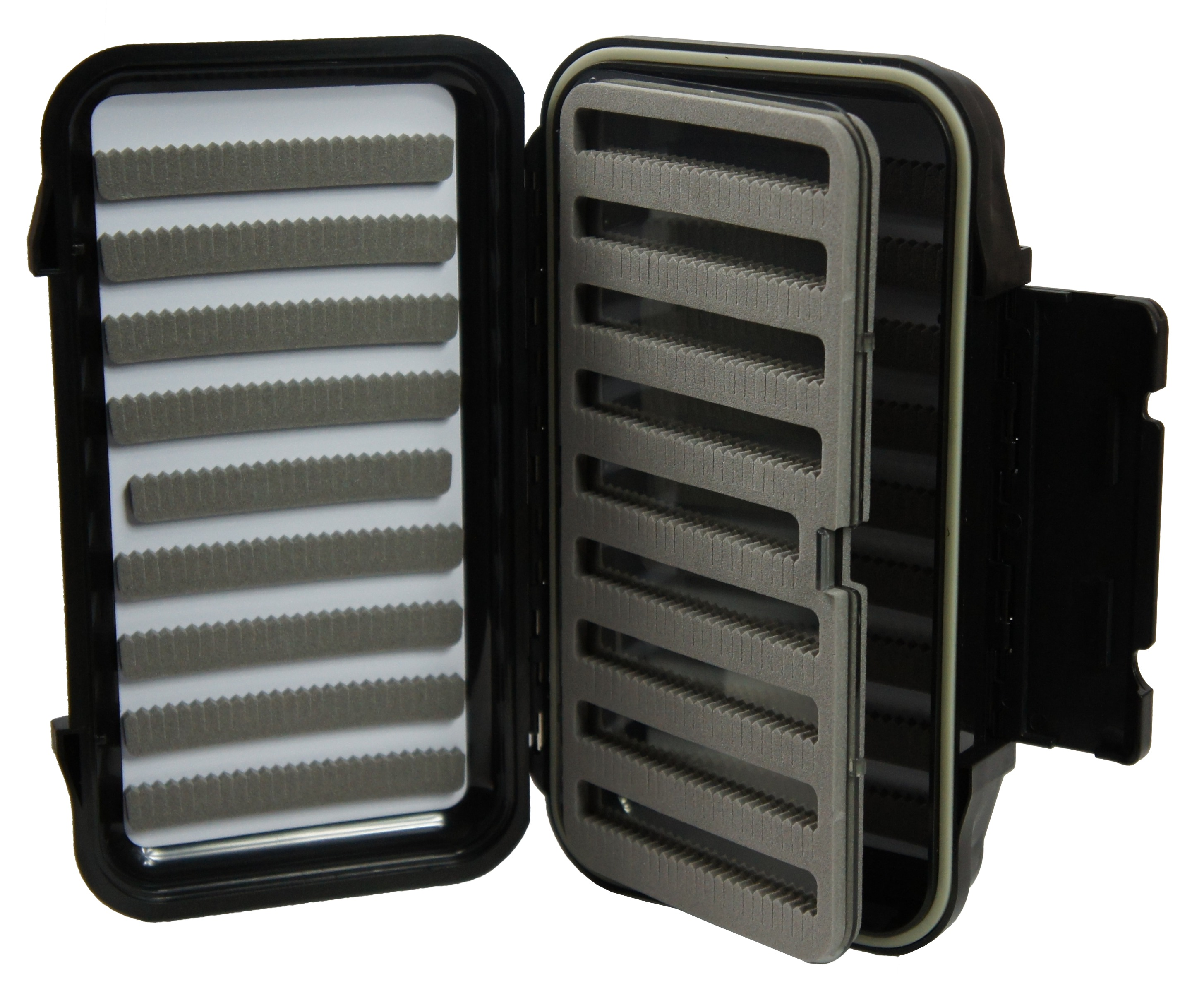 Stillwater sfx swing leaf fly boxes glasgow angling centre for Fly fishing box