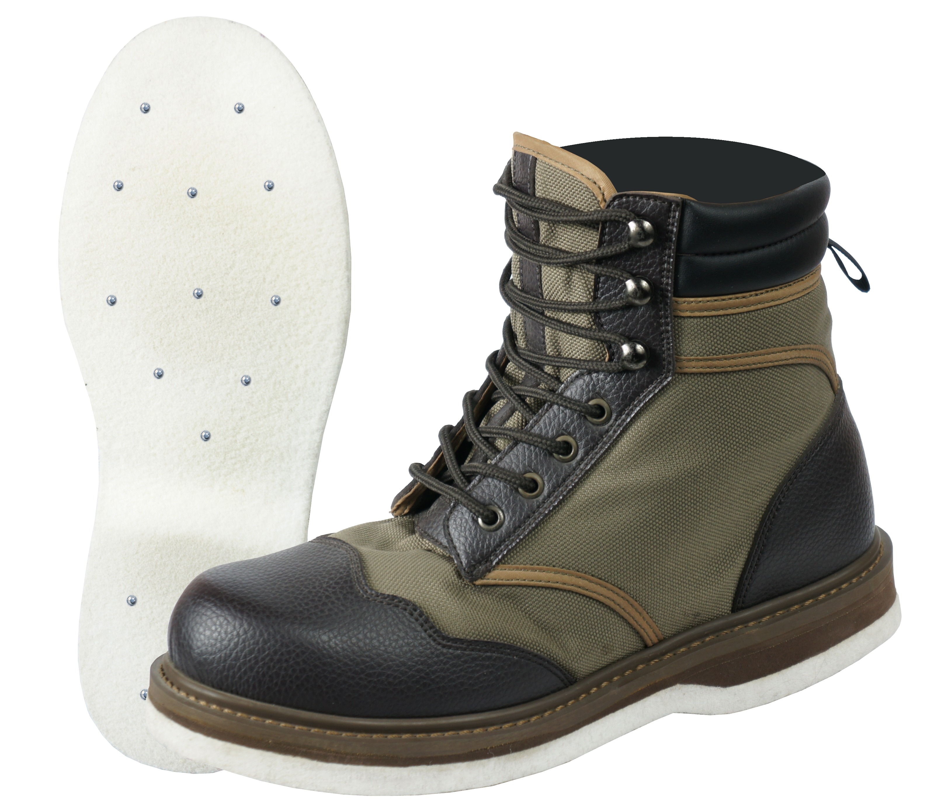 Stillwater tay wading boots glasgow angling centre for Wading shoes for fishing