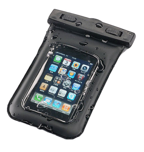 Waterproof phone bag.  Important to keep your best tech dry!