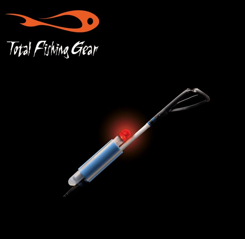 Tfg ignite rod tip lights glasgow angling centre for Tip up lights for ice fishing