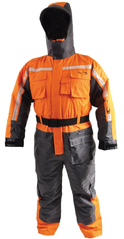 Tfg wavehopper float suit 1pc glasgow angling centre for Floating ice fishing suit
