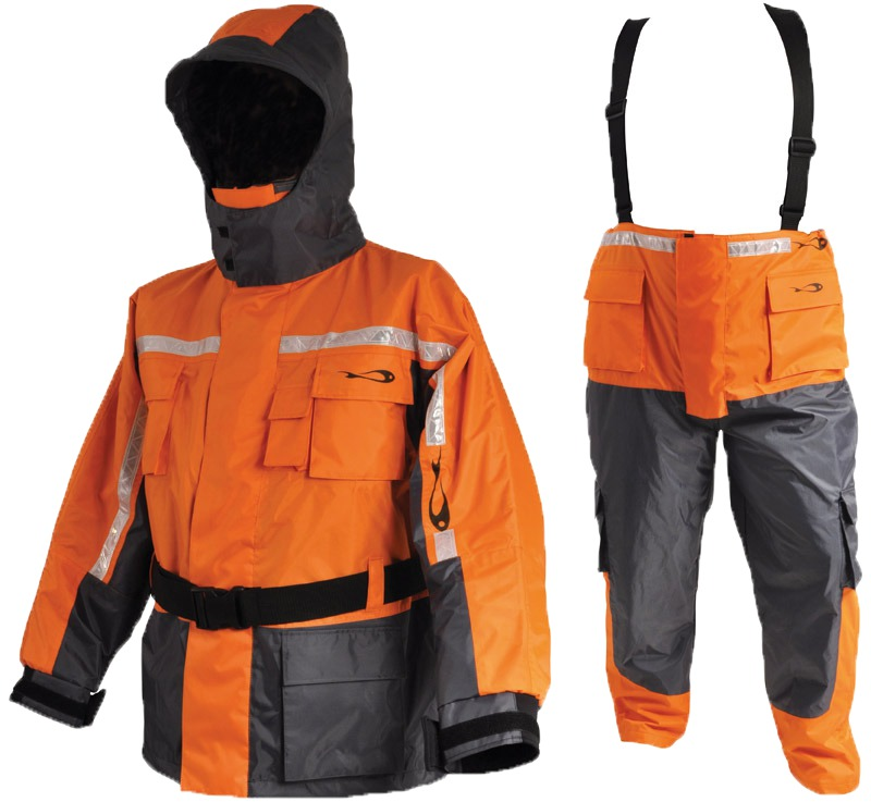 Tfg wavehopper float suit 2pc glasgow angling centre for Floating ice fishing suit