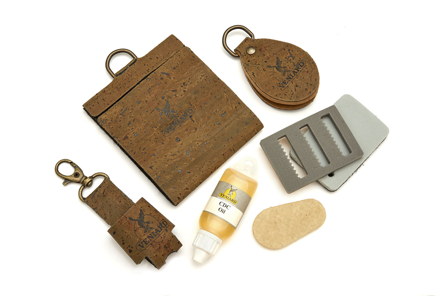 Veniard cork gift set glasgow angling centre for Fly fishing gifts