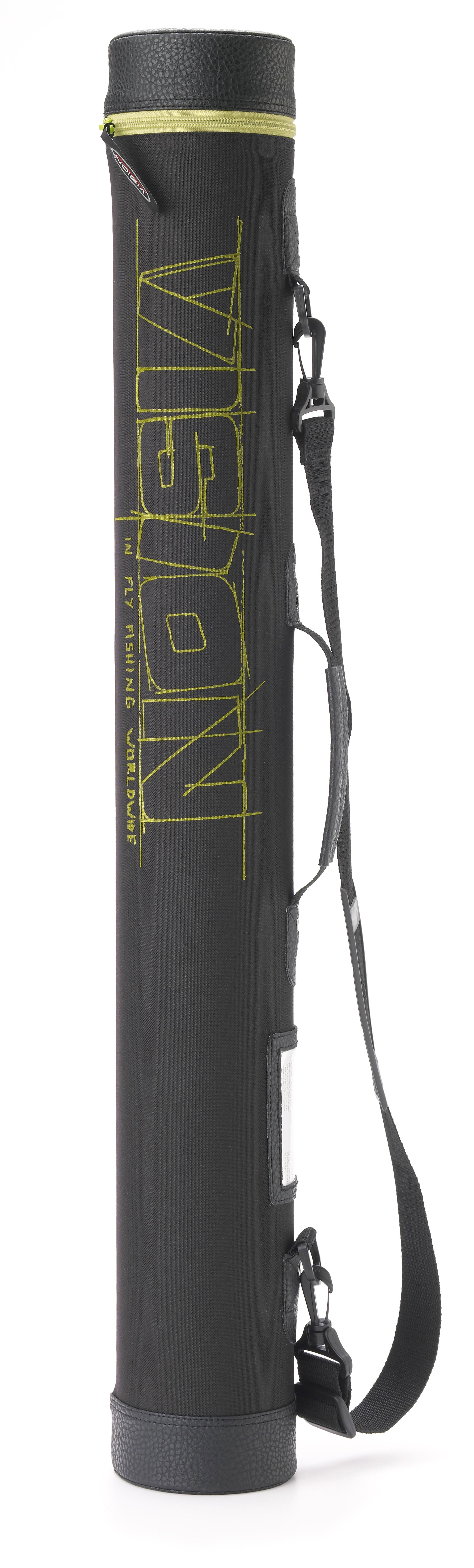 Vision travel tubes glasgow angling centre for Fishing pole tubes