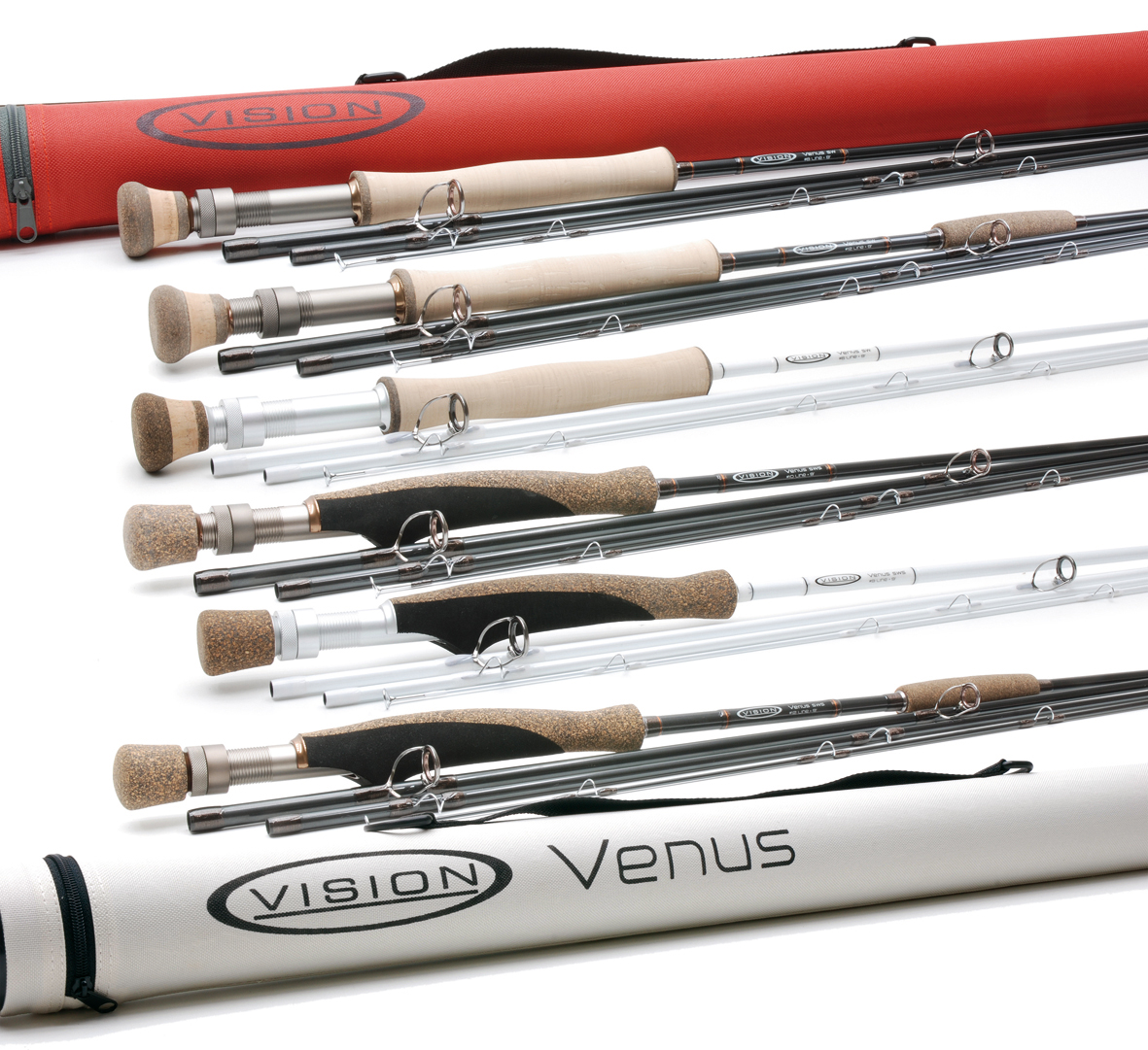 Vision Venus Fly Rods – Glasgow Angling Centre Fly Fishing Rods